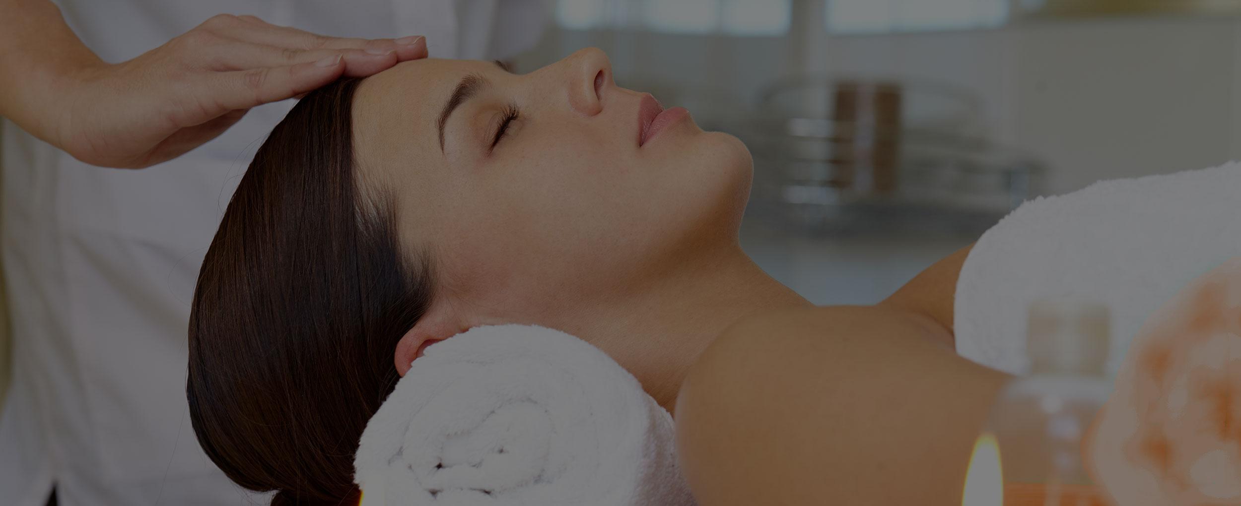 Ayurvedische Massage bei Abhyanga